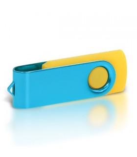 PD-6 Light Blue-Yellow