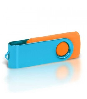 PD-6 Light Blue-Orange