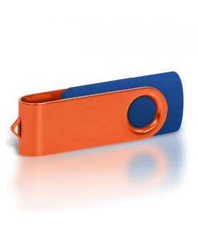 PD-6 Orange-Navy Blue