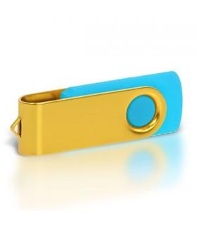 PD-6 Yellow-Light Blue