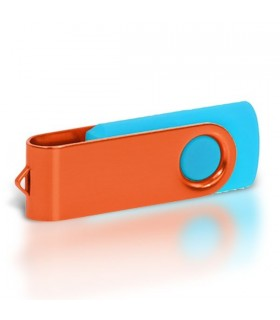 PD-6 Orange-Light Blue