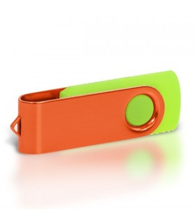 PD-6 Orange-Light Green