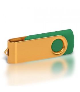 PD-6 Gold-Dark Green