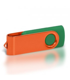PD-6 Orange-Dark Green
