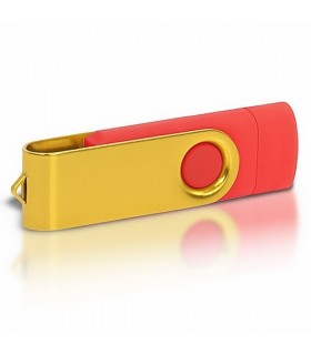 PD-6 OTG Yellow-Red
