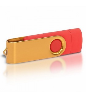 PD-6 OTG Gold-Red