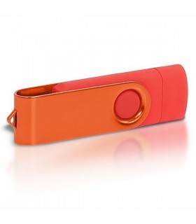 PD-6 OTG Orange-Red