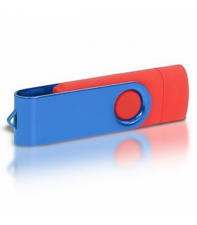 PD-6 OTG Blue-Red