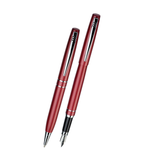 OMEGA 2 elements set: Fountain Pen - Ballpen