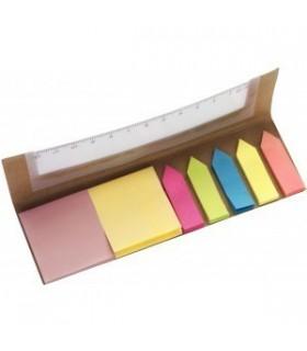 Blocnotes cu acoperire de carton si liniar