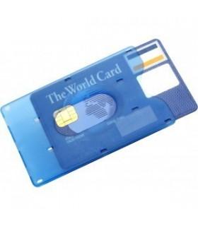 Carcasa carduri de credit plastic