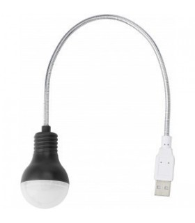 Lampa din plastic cu USB